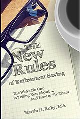 New Rules of Retirement Savings