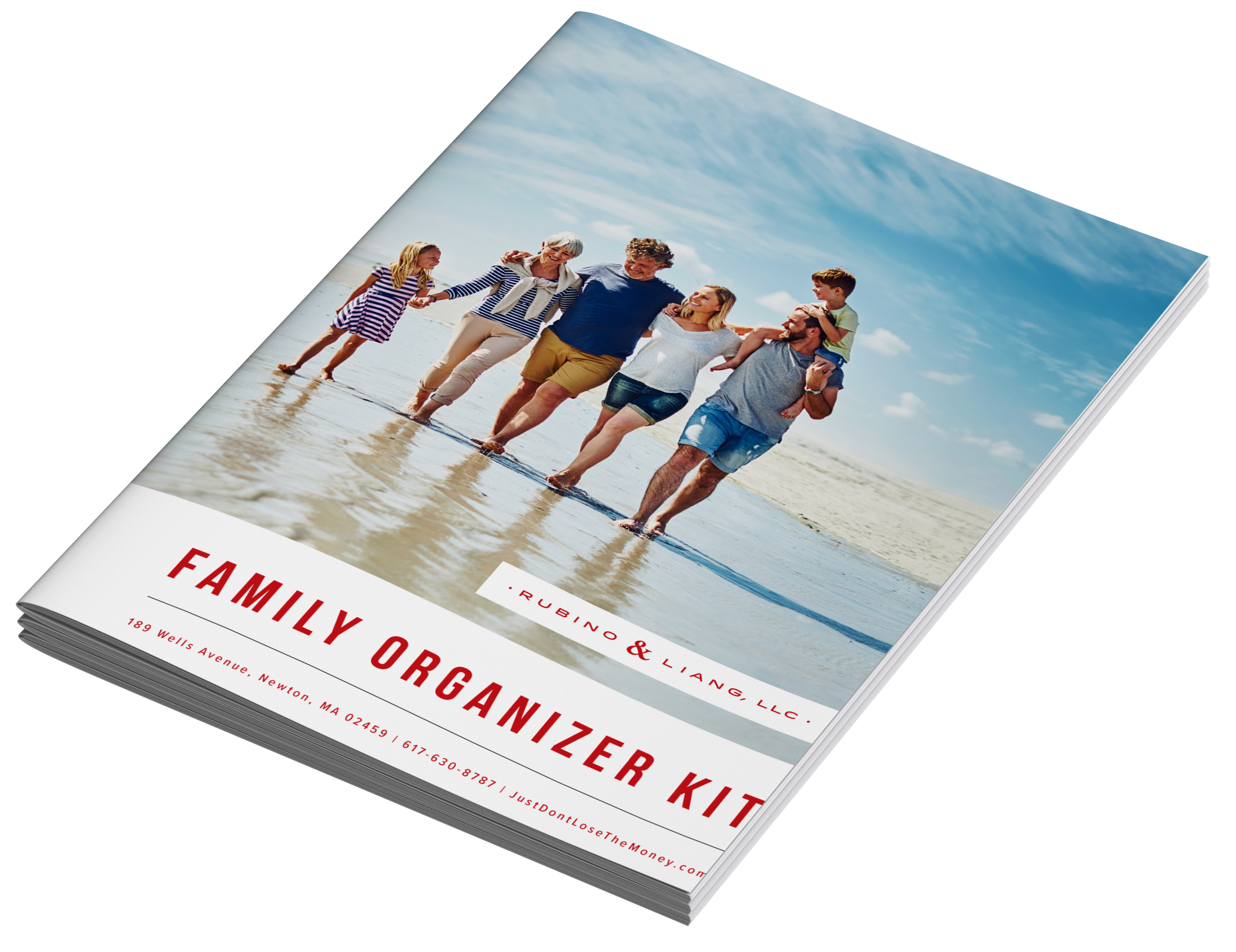 Family Organizer Kit