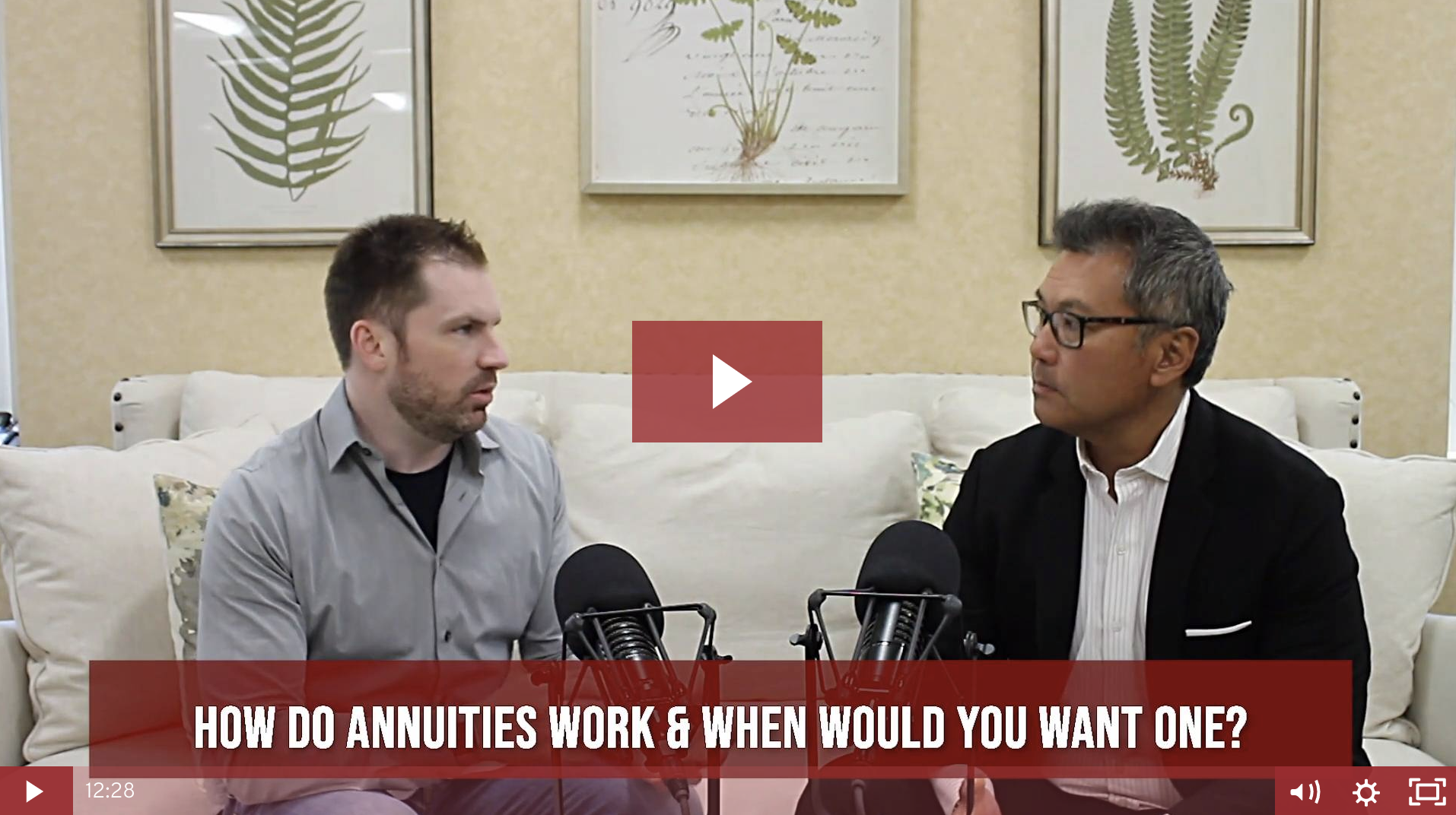 The History Of Annuities & Defining Their Purpose