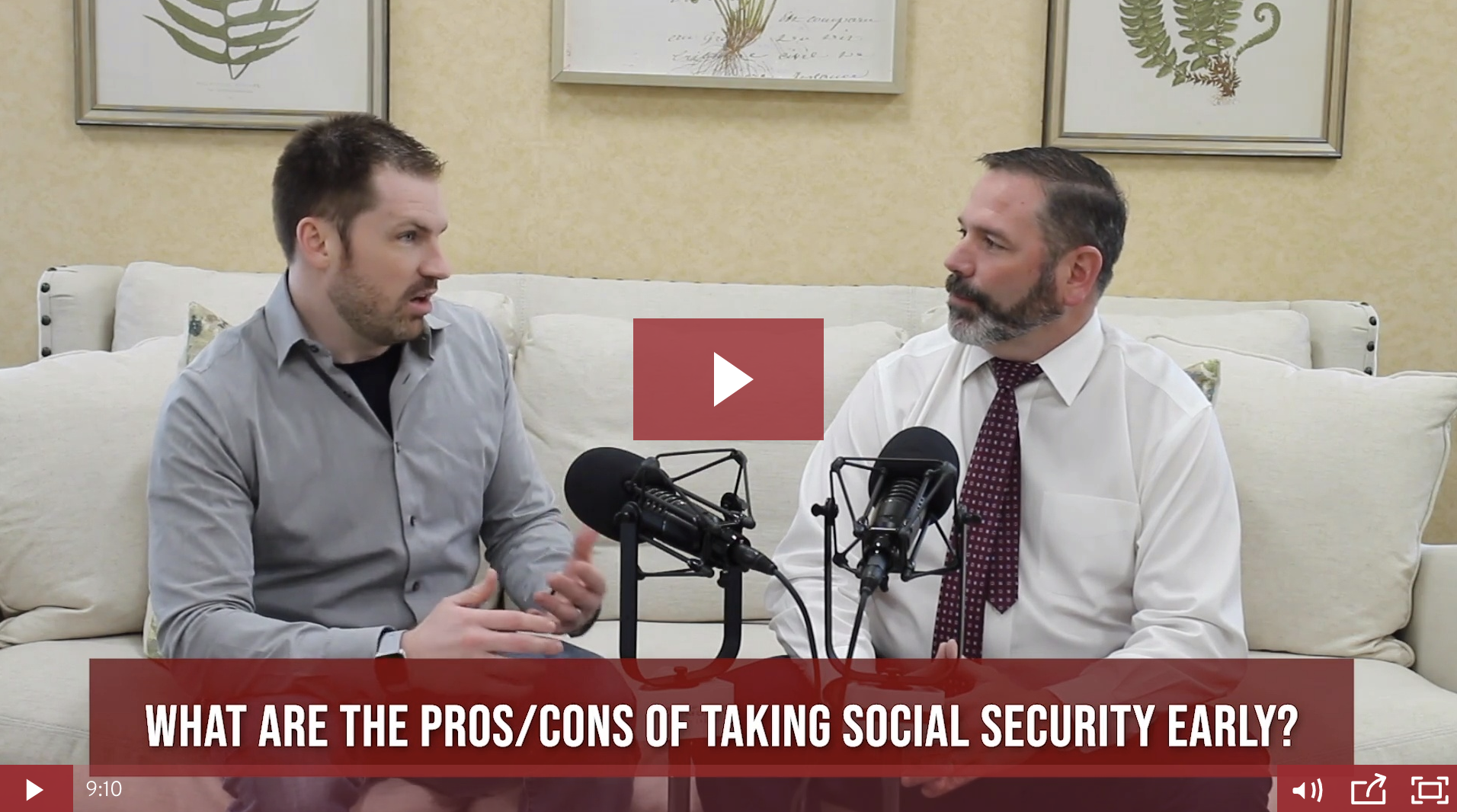 Social Security - The Pros/Cons of Taking Your Benefits Before Full Retirement Age