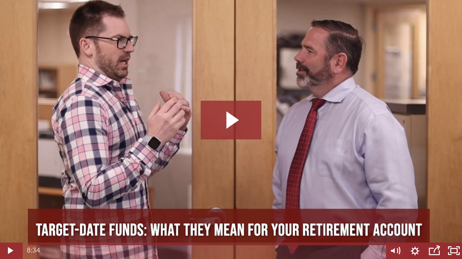 Target-Date Funds & The Role They Play In Your Retirement Accounts