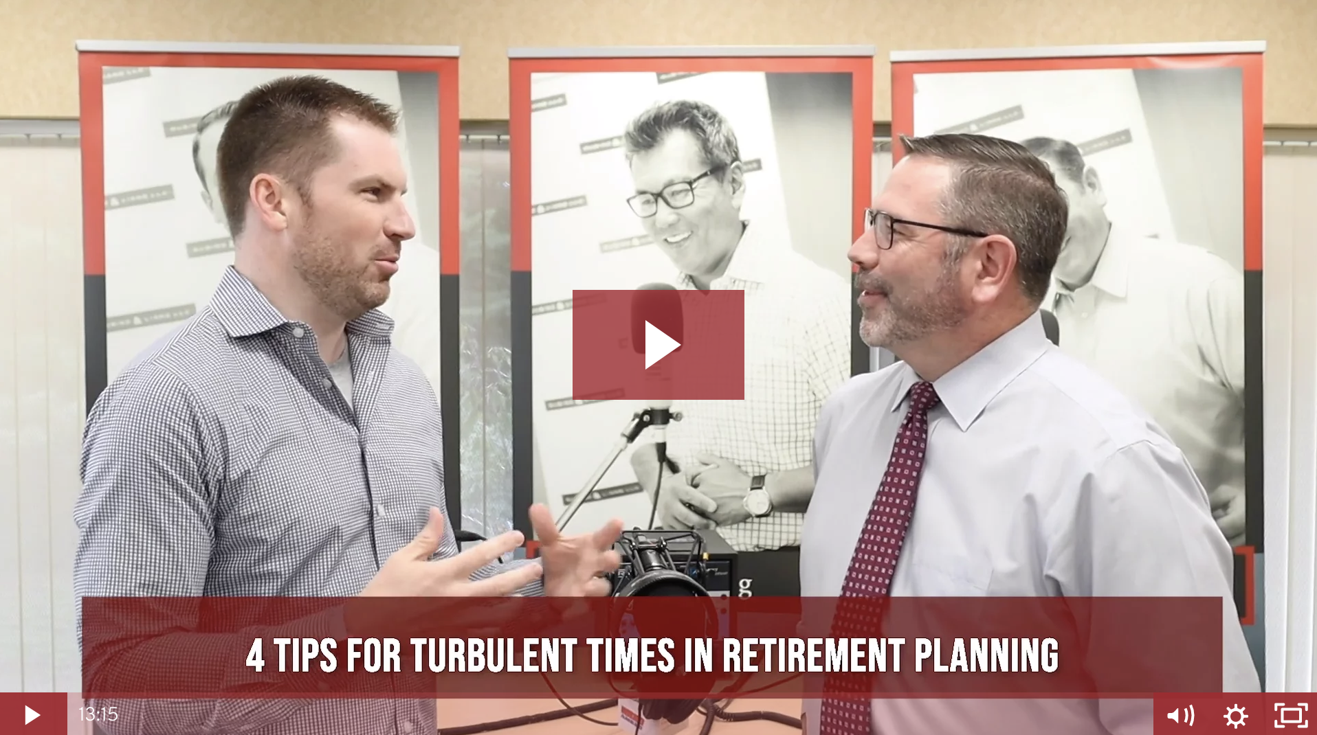 4 Tips For Turbulent Times In Retirement Planning
