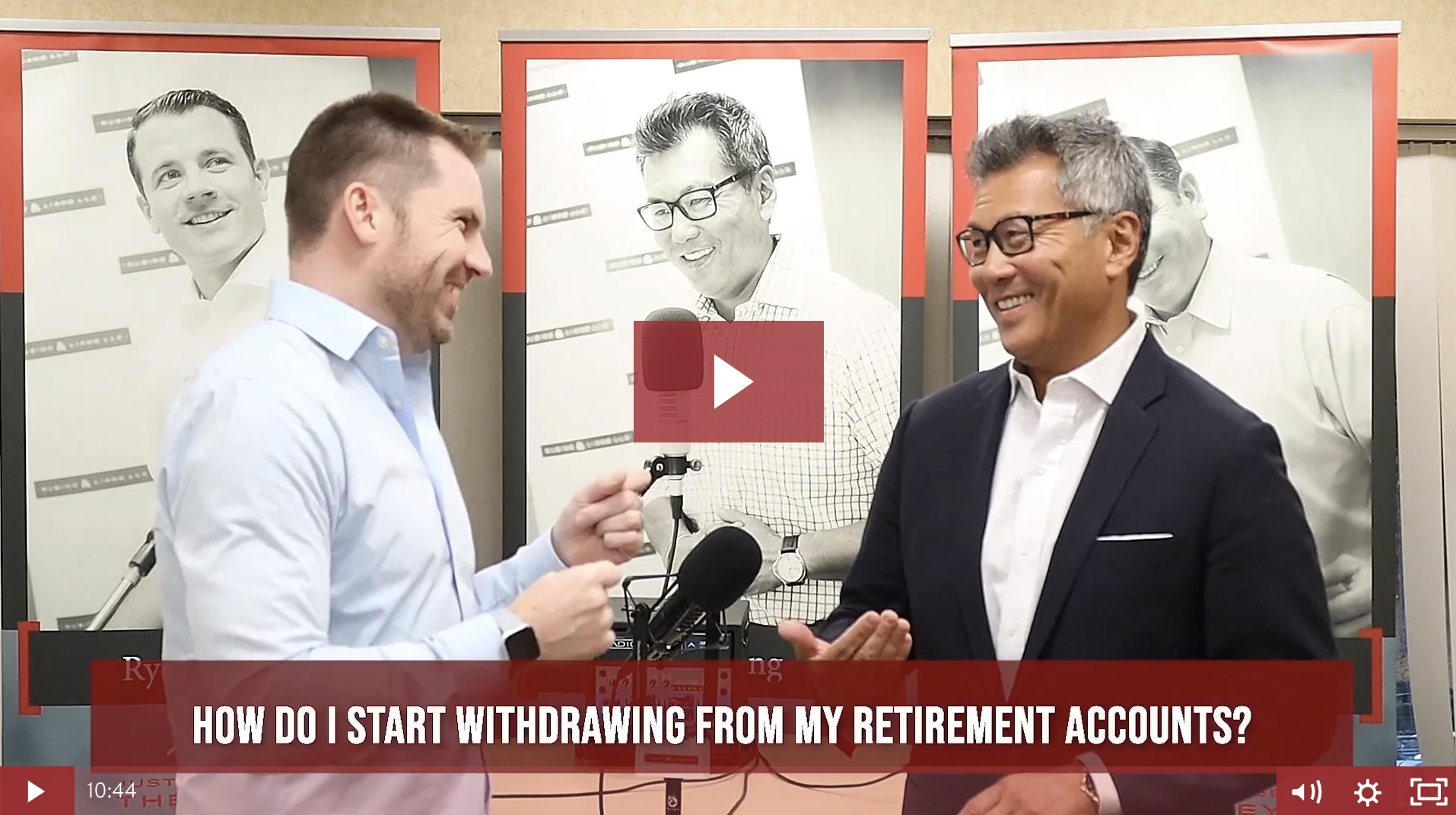 How To Start Withdrawing From Your Retirement Accounts
