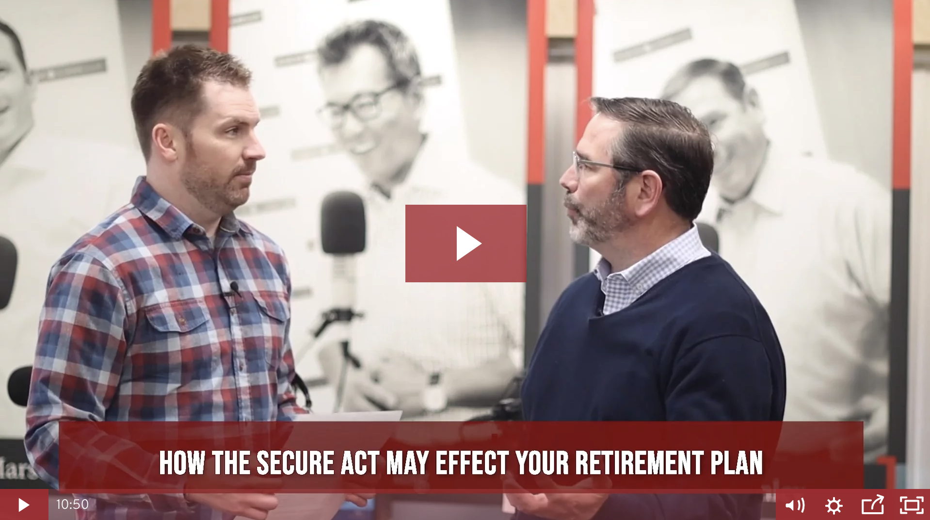 How The SECURE Act May Effect Your Retirement Plan