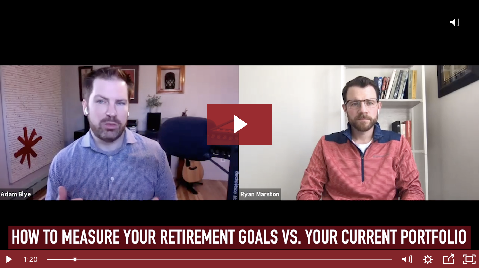 How To Measure Your Current Portfolio Against Your Retirement Goal